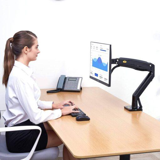 F100A- uchwyt biurkowy
