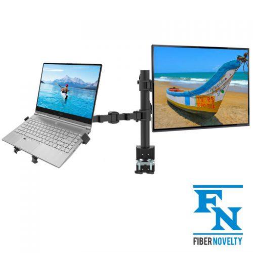 NF14 Uchwyt biurkowy do Monitara i Laptopa