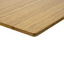 Bambusowy blat biurka - Ciemny