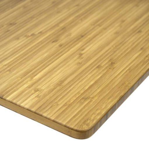 Bambusowy blat biurka - Jasny