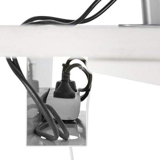 Ergo Mask 1 - Korytko kablowe pod blat biurka