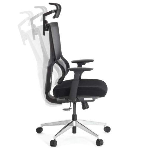 Ergosolid Gualtiero 900 - wysokiej jakości fotel biurowy