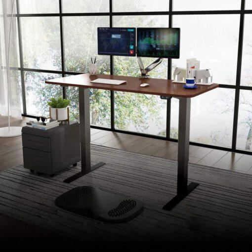Stelaż biurka z elektryczną regulacją wysokości