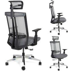 Ergosolid Nario-200 - obrotowy fotel biurowy