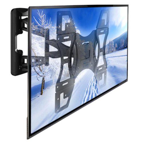NB787-M400 Wysokiej jakości aluminiowy obrotowy uchwyt do telewizora