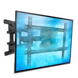 Ergosolid K600 - uniwersalny obrotowy uchwyt do telewizora