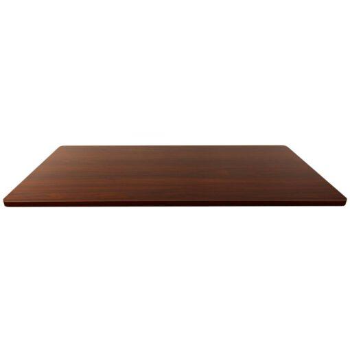 Blat 140x70 cm - Mahoń